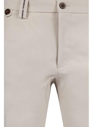 Damat Slim Fit Oltramare Chino Pantolon Bej